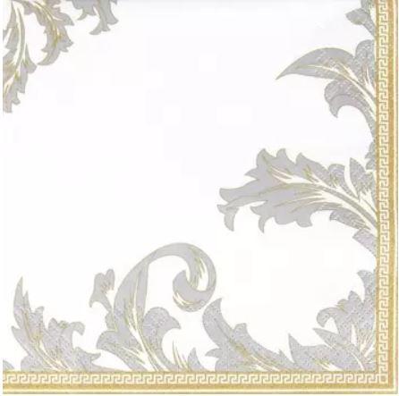 Luxury Gold Silver 25x25