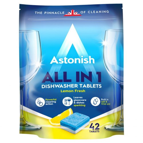 Astonish #1 Dishwasher Tablets All In 1