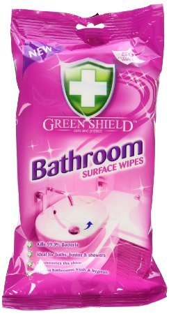 Greenshield #3 Bathroom Surface Wipes