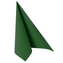 Napkins ROYAL Collection Plain Dark Green 40x40cm 50pk