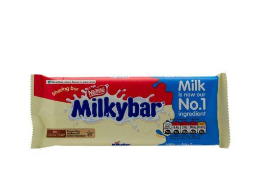 Nestle Milkybar Block 100g