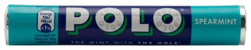 Nestle Polo Spearmint Tube