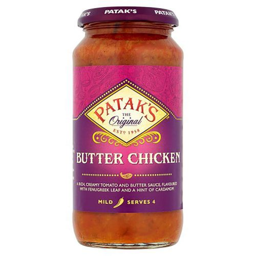 Pataks Butter Chicken Curry Sauce