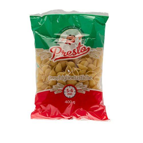 Presto Conchiglie Pasta 400g