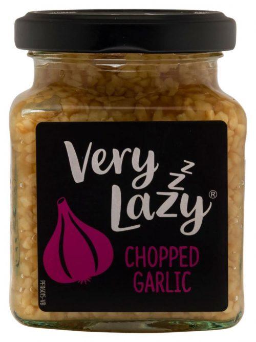 Very Lazy Chopped Garlic 200g