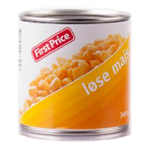 Canned Corn 340g Campus & Co