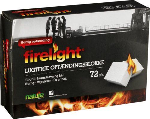 Firelight Optændingsblok 72 stk Campus & Co