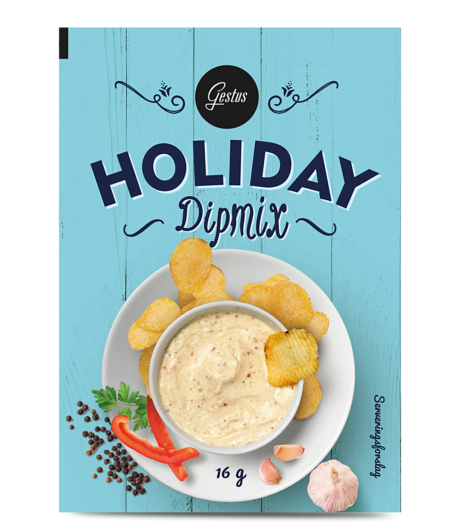 Holiday Dip Mix 16g Campus & Co