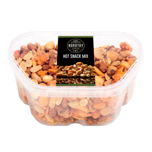 Nordthy Hot Snack Mix 360g Campus & Co
